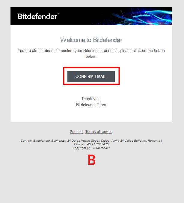 Sådan registrerer du din Bitdefender licensnøgle